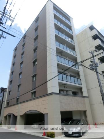 大阪府大阪市中央区、谷町四丁目駅徒歩20分の築1年 8階建の賃貸マンション