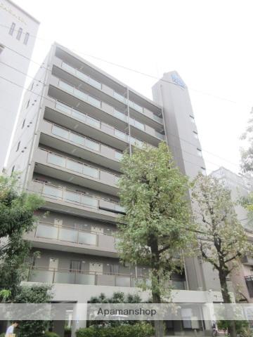 大阪府大阪市城東区、京橋駅徒歩4分の築21年 9階建の賃貸マンション