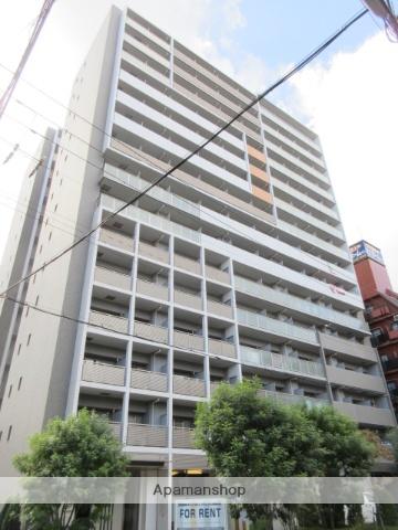 大阪府大阪市城東区、大阪城公園駅徒歩5分の築8年 15階建の賃貸マンション