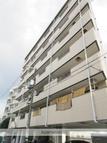 大阪府大阪市城東区、野江駅徒歩3分の築25年 7階建の賃貸マンション