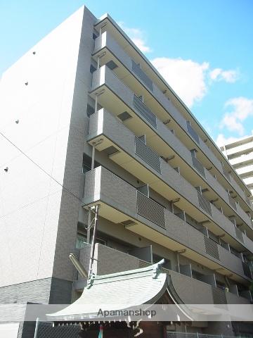大阪府大阪市城東区、京橋駅徒歩17分の築8年 6階建の賃貸マンション