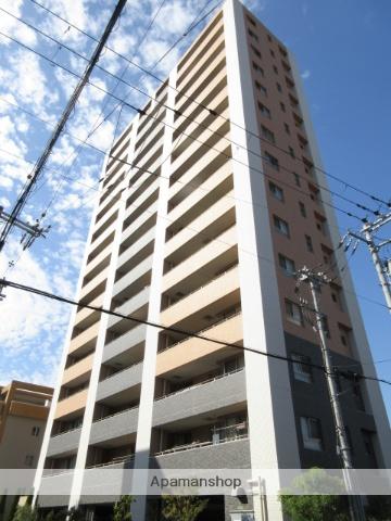 大阪府大阪市城東区、京橋駅徒歩12分の築8年 15階建の賃貸マンション