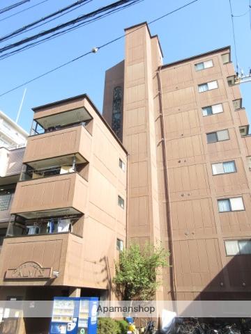 大阪府大阪市城東区、野江駅徒歩7分の築27年 8階建の賃貸マンション