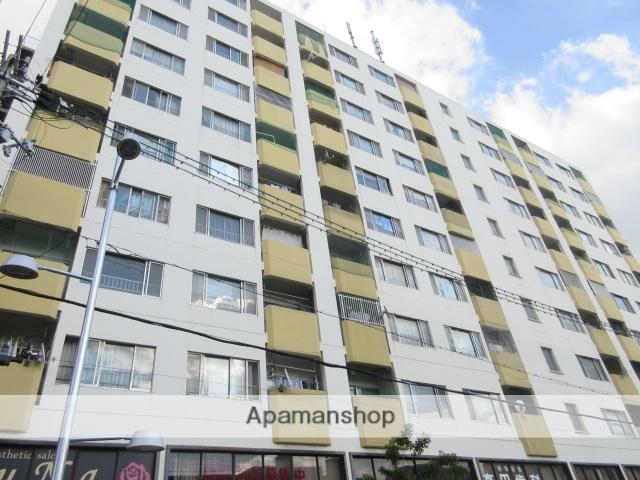 大阪府大阪市城東区、京橋駅徒歩17分の築41年 11階建の賃貸マンション