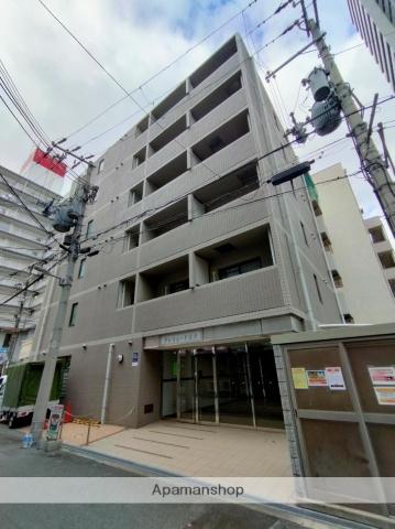 大阪府大阪市北区、天満駅徒歩12分の築16年 6階建の賃貸マンション