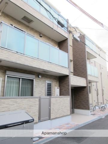 大阪府大阪市城東区、鴫野駅徒歩7分の新築 3階建の賃貸アパート