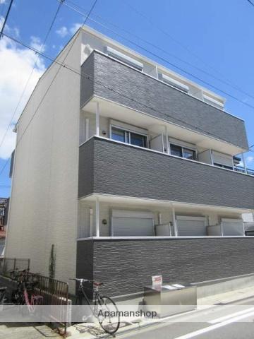 大阪府大阪市城東区、鴫野駅徒歩10分の新築 3階建の賃貸アパート