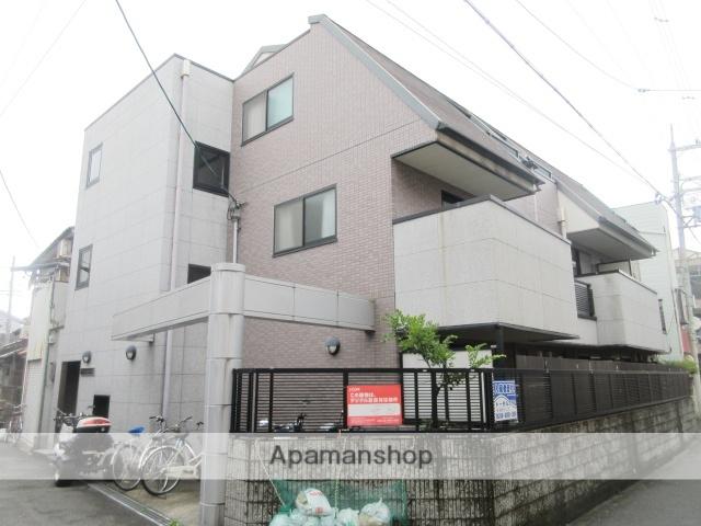 大阪府大阪市城東区、鴫野駅徒歩7分の築18年 3階建の賃貸マンション
