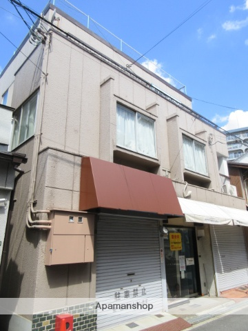 大阪府大阪市城東区、京橋駅徒歩12分の築36年 3階建の賃貸マンション