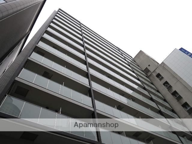 大阪府大阪市北区、北新地駅徒歩4分の築1年 14階建の賃貸マンション