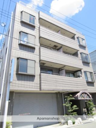 大阪府大阪市城東区、関目駅徒歩6分の築26年 4階建の賃貸マンション