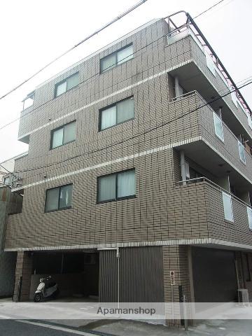 大阪府大阪市城東区、関目駅徒歩3分の築21年 4階建の賃貸マンション