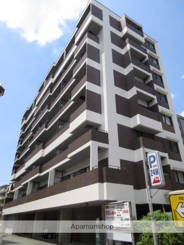 大阪府大阪市城東区、蒲生四丁目駅徒歩15分の築25年 8階建の賃貸マンション