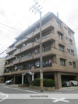 大阪府大阪市城東区、野江駅徒歩5分の築21年 6階建の賃貸マンション