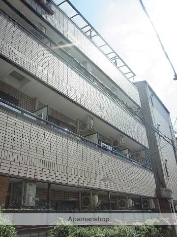 大阪府大阪市城東区、関目駅徒歩4分の築22年 4階建の賃貸マンション