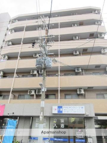 大阪府大阪市城東区、関目駅徒歩7分の築23年 7階建の賃貸マンション