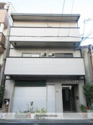 大阪府大阪市城東区、関目駅徒歩5分の築21年 3階建の賃貸マンション
