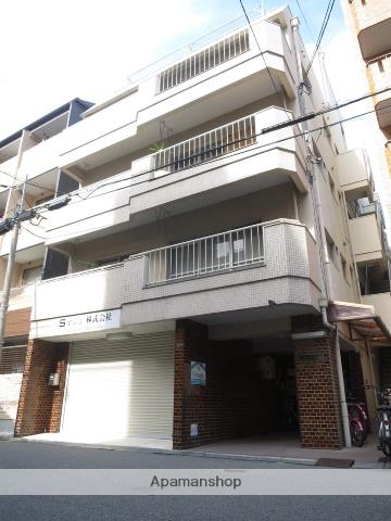 大阪府大阪市北区、天満駅徒歩10分の築42年 4階建の賃貸マンション