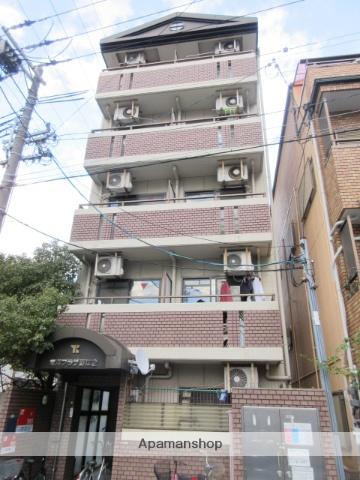 大阪府大阪市城東区、野江駅徒歩3分の築26年 5階建の賃貸マンション