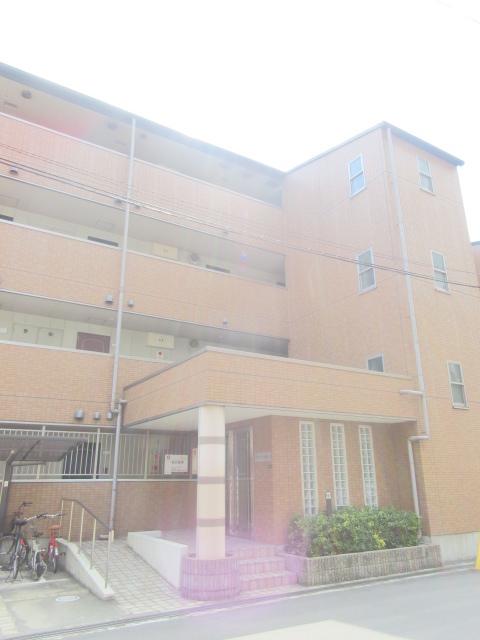 大阪府大阪市城東区、野江駅徒歩6分の築9年 4階建の賃貸マンション