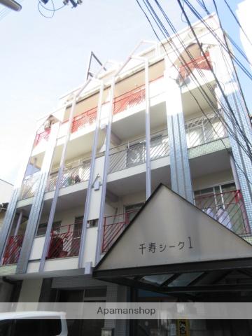 大阪府大阪市城東区、京橋駅徒歩5分の築30年 5階建の賃貸マンション