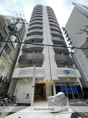 大阪府大阪市北区、大阪天満宮駅徒歩9分の新築 15階建の賃貸マンション