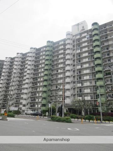 大阪府大阪市城東区、京橋駅徒歩10分の築33年 14階建の賃貸マンション