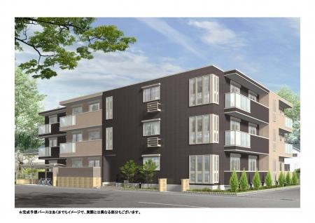 大阪府大阪市城東区、鴫野駅徒歩9分の新築 3階建の賃貸アパート