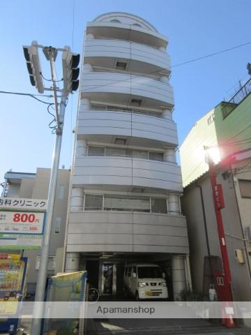 大阪府大阪市城東区、野江駅徒歩7分の築28年 7階建の賃貸マンション