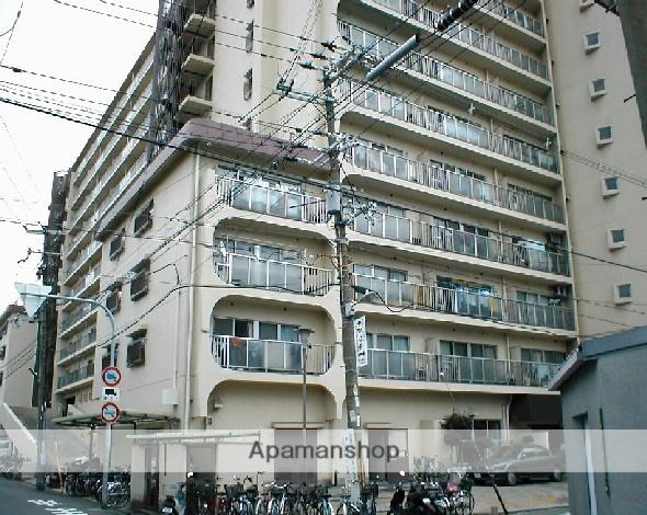 大阪府大阪市城東区、京橋駅徒歩11分の築31年 11階建の賃貸マンション