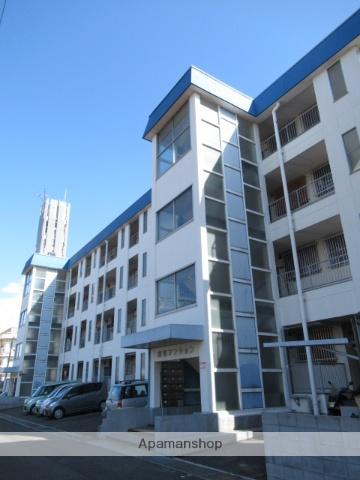 大阪府吹田市、吹田駅徒歩7分の築37年 4階建の賃貸マンション