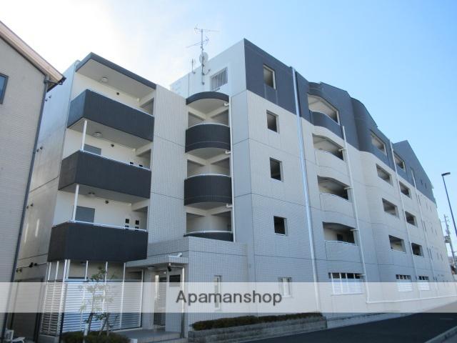 大阪府吹田市、岸辺駅徒歩9分の築3年 5階建の賃貸マンション