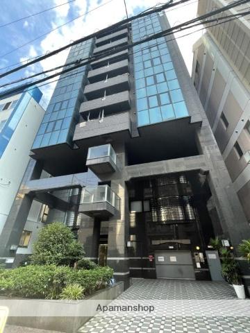 大阪府大阪市北区、大阪天満宮駅徒歩9分の築24年 11階建の賃貸マンション