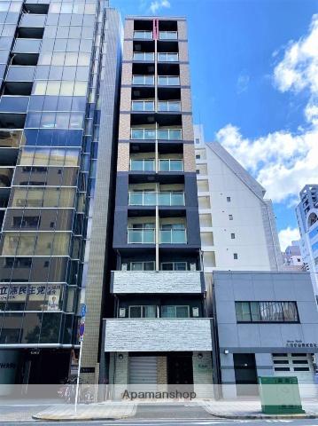 大阪府大阪市中央区、天満橋駅徒歩10分の築10年 11階建の賃貸マンション