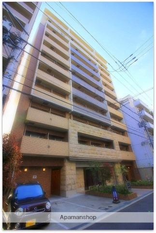 大阪府大阪市中央区、大阪上本町駅徒歩7分の築5年 11階建の賃貸マンション