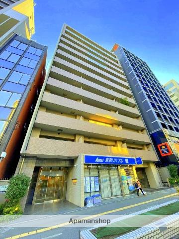 大阪府大阪市中央区、北浜駅徒歩13分の築4年 12階建の賃貸マンション