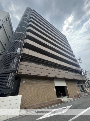 大阪府大阪市北区、中津駅徒歩3分の築32年 11階建の賃貸マンション