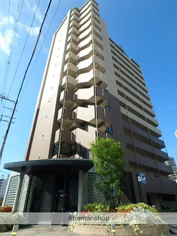 大阪府大阪市福島区、福島駅徒歩9分の築8年 14階建の賃貸マンション
