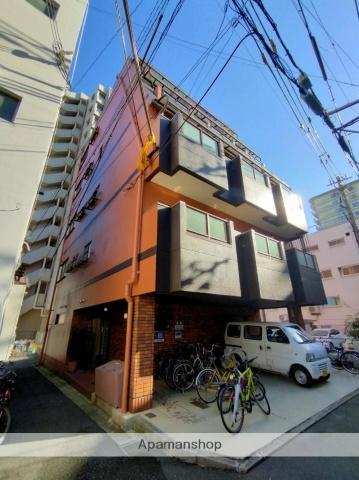 大阪府大阪市北区、天満駅徒歩5分の築25年 5階建の賃貸マンション