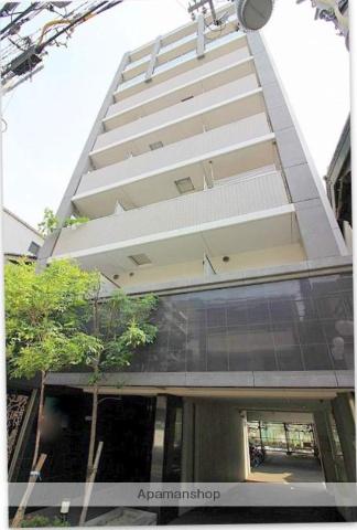 大阪府大阪市中央区、大阪上本町駅徒歩10分の築8年 9階建の賃貸マンション