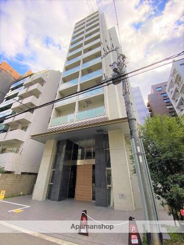 大阪府大阪市中央区、天満橋駅徒歩11分の築1年 13階建の賃貸マンション