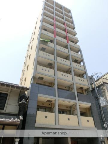大阪府大阪市中央区、谷町六丁目駅徒歩4分の築12年 12階建の賃貸マンション
