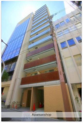大阪府大阪市中央区、天満橋駅徒歩9分の築3年 15階建の賃貸マンション