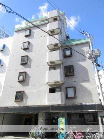 大阪府大阪市都島区、桜ノ宮駅徒歩12分の築25年 8階建の賃貸マンション
