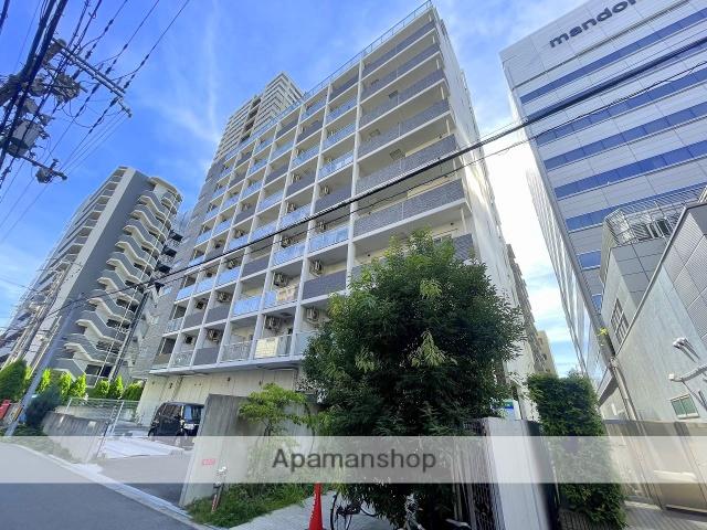 大阪府大阪市中央区、谷町六丁目駅徒歩4分の築8年 11階建の賃貸マンション
