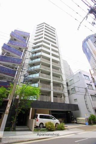 大阪府大阪市中央区、堺筋本町駅徒歩8分の築7年 15階建の賃貸マンション