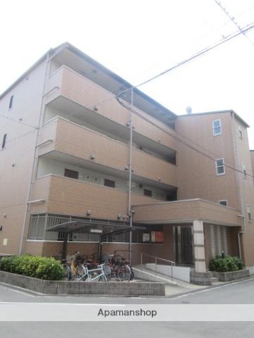 大阪府大阪市城東区、野江駅徒歩6分の築13年 4階建の賃貸マンション