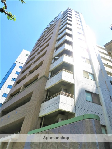 大阪府大阪市北区、大阪天満宮駅徒歩7分の築13年 14階建の賃貸マンション