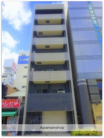 大阪府大阪市中央区、谷町六丁目駅徒歩9分の築1年 9階建の賃貸マンション