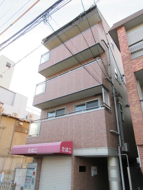 大阪府大阪市城東区、鴫野駅徒歩5分の築10年 4階建の賃貸マンション